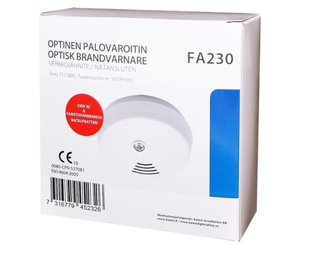 Palovaroitin FA230 optinen 230 V Kamic